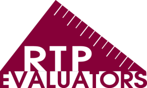 RTP Evaluators logo red